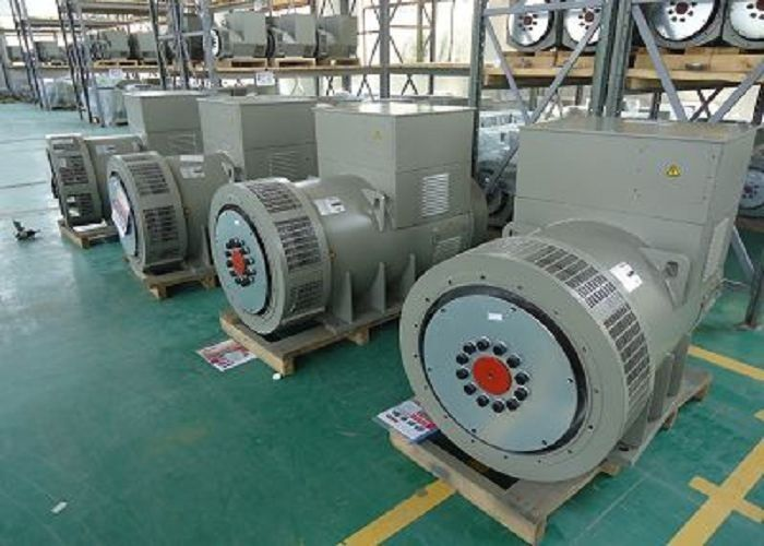 High Effiency Permanent Magnet Synchronous Alternator 800kw / 1000kva 3 Phase